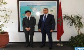 Le DG de l'ONEE s'entretient avec l'ambassadeur du Japon
