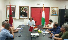 L'Organisation marocaine pour le soutien de l'Autonomie du Sahara ouvre un bureau à Abidjan