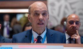 Pandémie: Le Maroc pour une réponse à grande échelle, multilatérale et multidimensionnelle