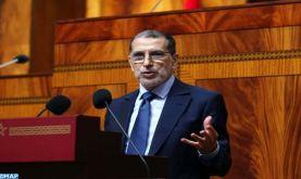 M. El Otmani : les mesures prises face au Covid-19 ont démontré leur efficacité