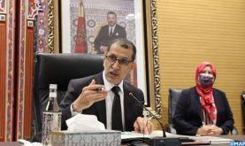 Groupe Al Omrane : El Otmani appelle à l'élaboration d'une nouvelle approche qui tienne compte des mutations post-Covid