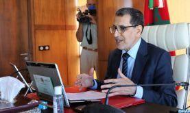Covid-19: M. El Otmani souligne la détermination du gouvernement à réussir la prochaine étape