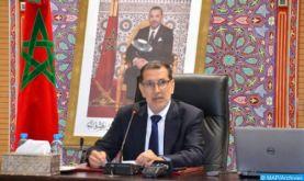 Covid-19: Le Maroc aborde un tournant crucial qui nécessite le renforcement des mesures préventives (El Otmani)