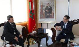 Maroc-Turkménistan: Des relations d'amitié tournées vers une coopération raffermie (communiqué)