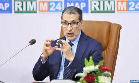 Forum de la MAP: M. El Otmani lance un appel pour le rétablissement de la confiance en l'action politique
