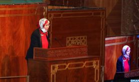 Accord pour l'instauration de la couverture sociale au profit des MRE (Mme El Ouafi)