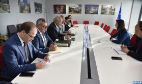 Entretiens à Bruxelles entre M. Ouaouicha et la commissaire européenne à l'innovation et la recherche