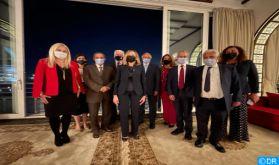 Visite au Maroc de la Secrétaire d'État adjointe américaine aux Affaires éducatives et culturelles, axée sur la protection du patrimoine culturel marocain