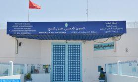 Aucun décès lié au nouveau coronavirus à la prison locale d'Ain Sebaa 1 (mise au point)