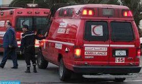 Deux morts et quatre blessés dans un accident de la circulation à Casablanca (Protection civile)