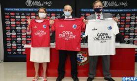 """Panama: une """"coupe de football pour la paix"""" pour marquer le 1er anniversaire des Accords d'Abraham"""