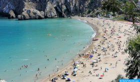87,68% des eaux de baignade des plages marocaines conformes aux normes de qualité microbiologique