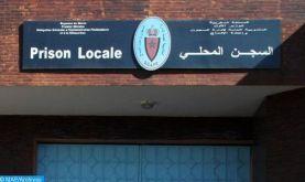 La direction de la prison locale de Ouerzazate dément des faits de torture sur un de ses détenus (mise au point)