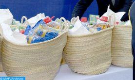 Tiznit : Plus de 9.000 bénéficiaires de l'opération Ramadan 1442