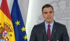 """Pedro Sanchez : Le Maroc revêt une """"importance capitale"""" pour les intérêts de l'Espagne"""
