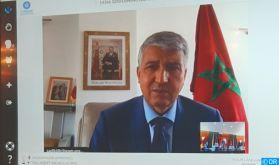 Rabat : Tenue par visioconférence de la 145ème session du conseil d'administration du CIHEAM