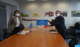 Signature à Vienne d'un accord désignant le CNESTEN premier Centre d'Excellence africain de l'AIEA