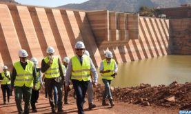 """Taroudant : le taux de réalisation de la """"STEP Abdelmoumen"""" atteint 70% (DG de l'ONEE)"""