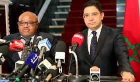 L'Union des Comores va ouvrir une ambassade au Maroc en janvier 2020