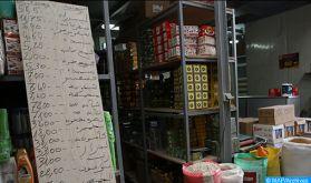 Produits alimentaires: 768 infractions constatées en matière des prix et de la qualité en mars