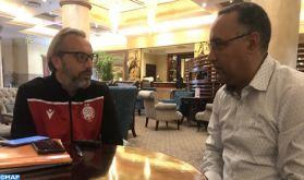 Ligue des Champions de la CAF: Le WAC à Pretoria avec l'ambition de prendre la tête de son groupe