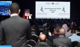 Report sine die du Prix de la société civile au titre de l'année 2020 (Communiqué)