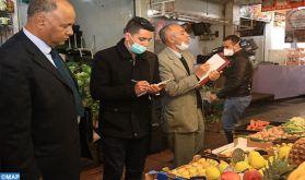 Marrakech : Plus de 60 infractions enregistrées en matière des prix et de la qualité des produits alimentaires