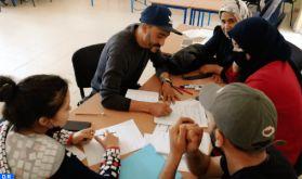 Béni Mellal : Opération de sensibilisation des migrants aux risques de la migration irrégulière
