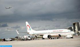 La RAM lancera un nouveau programme de vols adapté aux conditions imposées par le gouvernement