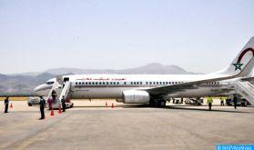RAM : Test PCR négatif de moins de 72h à compter de la date du prélèvement sur les vols à destination du Maroc
