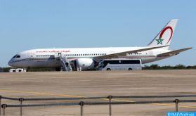 La RAM reconduit les vols spéciaux jusqu'au 10 septembre, suite à la prolongation de l'état d'urgence sanitaire