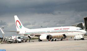 Coronavirus : la RAM suspend ses vols à destination et en provenance d'Algérie