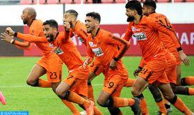 """Botola Pro D1 """"Inwi"""" (29è journée): La Renaissance de Berkane bat le FUS de Rabat (3-2)"""