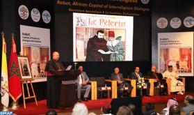 """Présentation à Rabat de l'ouvrage """"Rabat, capitale africaine du dialogue inter-religieux"""""""