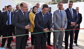 Inauguration à Rabat du Centre Mohammed V de la deuxième chance-nouvelle génération