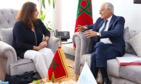 L'accord d'Onu-habitat impulsera la coopération en matière d'aménagement urbain (ministre)