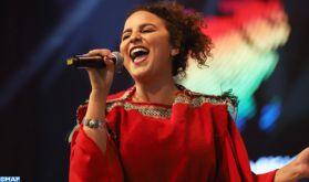 """Les chansons originales de Soukaina Fahsi enflamment le public de """"Visa for Music"""""""