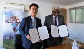Renforcement des capacités: CGLU-Afrique coopère avec le gouvernement de Séoul