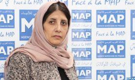 Soulaliyate: une femme à la tête de la communauté soulaliyate de Ouled Ahmed