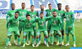 """Botola Pro D1 """"Inwi"""" (27è journée) : large victoire à domicile du Raja de Casablanca face au Moghreb de Tétouan (4-1)"""