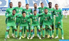 """Botola Pro D1 """"Inwi"""" (28è journée): l'Olympic de Safi et le Raja de Casablanca font match nul (2-2)"""