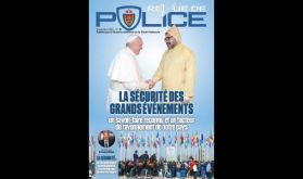 Parution d'un nouveau numéro de la revue de la Police