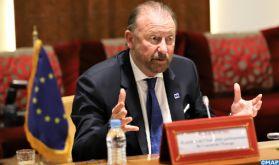 Le processus de réforme mis en œuvre au Maroc fait de lui un modèle pour le continent africain (Président de l'APCE)
