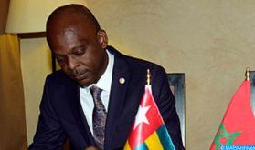 """Sahara: Le Togo exprime son """"soutien total"""" à la souveraineté du Maroc (ministre des AE)"""