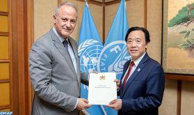 La FAO salue le leadership de SM le Roi Mohammed VI dans le Monde arabe