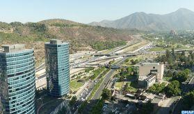 Coronavirus: les habitants de sept communes de Santiago de Chili confinés dès jeudi