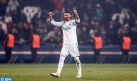 Foot: le défenseur espagnol Sergio Ramos rejoint le PSG pour deux saisons