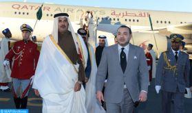 Le Maroc disposé à apporter au Qatar tous les moyens humains et logistiques pour réussir le Mondial-2022 de football