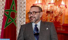 SM le Roi félicite le Gouverneur général d'Antigua-et-Barbuda à l'occasion de la Fête nationale de son pays