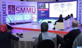 Les participants au 4e congrès international de la SMMU mettent en exergue l'importance de la médecine d'urgence durant la crise Covid